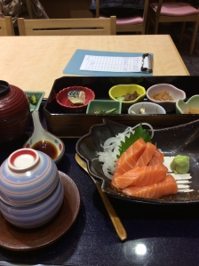 Japanese meal sets: the embodiment of convenience